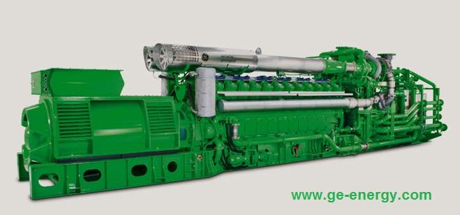 Газовые электростанции от General Electric