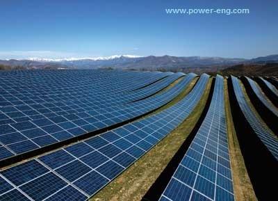 Доля солнечных источников в электроэнергетике США растет