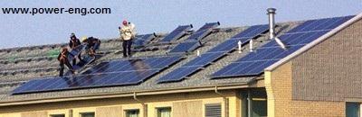 Военные базы США перевооружают на солнечные панели