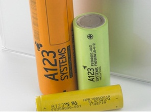 Литий-ионные аккумуляторы A123 Systems
